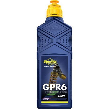 _Putoline Soßdämpferöl GPR 6 SAE 3.5 1 Liter | PT70178 | Greenland MX_