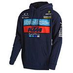 _Troy Lee Designs  KTM  Kapuzenshirt Navy | 731644370 | Greenland MX_