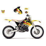 _Blackbird Aufkleber Kit Suzuki RM 125/250 96-00 | 2310E | Greenland MX_