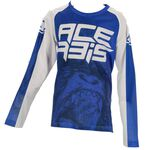_Acerbis MX J-Windy Two Vented Kinder Jersey Blau/Weiss   0024781.245   Greenland MX_