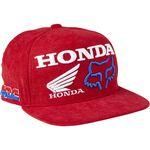 _Kinder Kappe Fox Honda HRC Rot   28683-122-OS-P   Greenland MX_