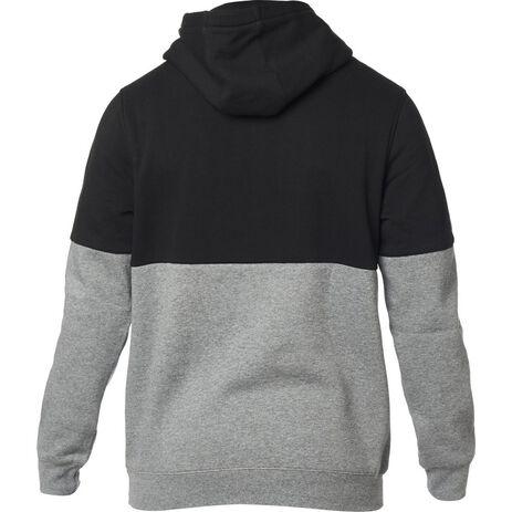 _Fox Pro Circuit Sweaatshirt Schwarz/Grau | 24426-459 | Greenland MX_