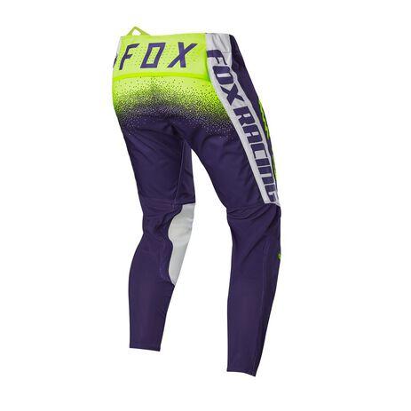 _Fox Flexair Honr Hose LE Violett/Gelb Fluo | 25662-178-P | Greenland MX_