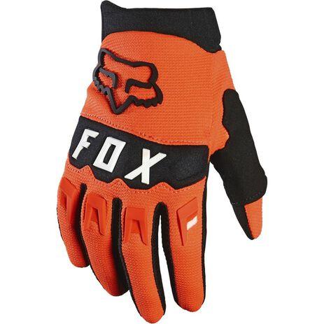 _Kinder Handschuhe Fox Dirtpaw Orange Fluo   25868-824   Greenland MX_