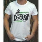 _GMX Dirt Rider T-Shirt Weiß | PU-TGMXDRWT | Greenland MX_