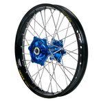 _Talon-Excel KTM SX/SXF 12-.. Husqv. FC/TC 16-.. 18 x 2.15 (25 MM Axe) rear wheel Blue-black | TW693LBLBK | Greenland MX_