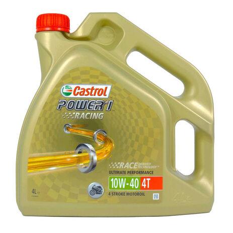 _Castrol Power 1 Racing 4T 10W-40 4 L | LCR4T10404L | Greenland MX_