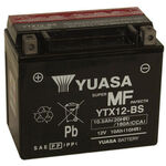 _Yuasa Wartungsfreie Batterie YTX12-BS | BY-YTX12BS | Greenland MX_