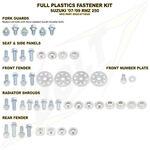 _Suzuki Bolt Schraubensatz für Plastics RMZ 250 07-09 | BO-SUZ-071002 | Greenland MX_