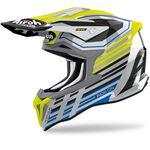 _Airoh Strycker Shaded Helm Gloss | STKSH31-P | Greenland MX_