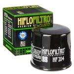 _Hiflofiltro Ölfilter Kawasaki KFX 700 04-09 | HF204 | Greenland MX_