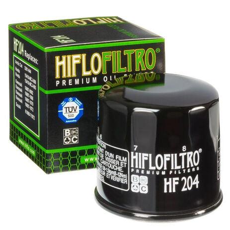 _Hiflofiltro Ölfilter Kawasaki KFX 700 04-09 Triumph Tiger 800 11-16 | HF204 | Greenland MX_