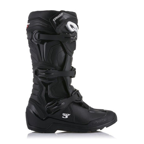 _Alpinestars Tech 3 Stiefel Schwarz | 2013018-10 | Greenland MX_