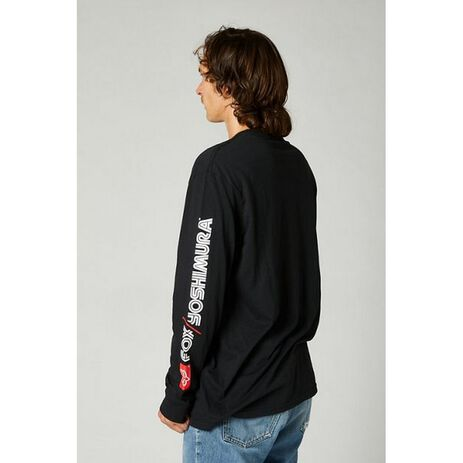 _Fox Langärmliges T-Shirt Yoshimura   26956-001   Greenland MX_