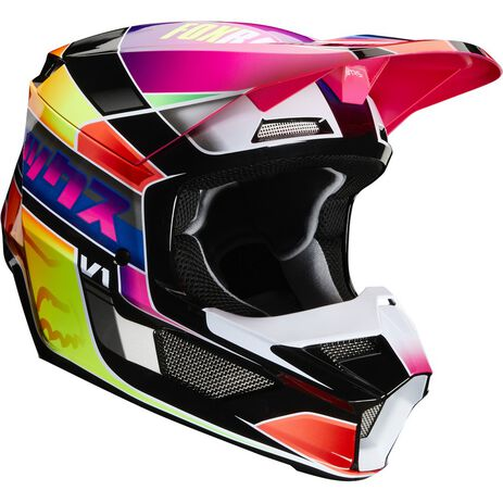_Fox V1 Yorr Kinder Helm Multi | 25481-922 | Greenland MX_