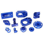_Zeta Racing Zubehör-Kits Aluminium Husqvarna TE 125 14-16 FE 250/501 17 Blau   ZE51-2566   Greenland MX_