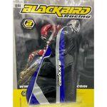 _Blackbird Sitzbankbezug  Yamaha YZ 250/450 F 06-09 WR 250 F 07-12 450 F 07-11 | BKBR-1235 | Greenland MX_