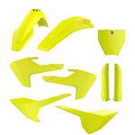 _Plastik Satz Komplett Kit Polisport Husqvarna TC/FC 16-18 Gelb Fluor | 90741 | Greenland MX_