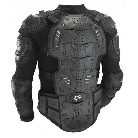 _Fox Titan Sport Body Protektoren-Jacke Schwarz | 10050-001-P | Greenland MX_