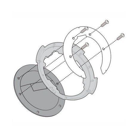 _Spezifischer Befestigungsring für Tanlock Givi Taschen Ducati/BMW/KTM   BF11   Greenland MX_