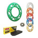 _Kettenkit KTM EXC/SX 83-.. Husq FC/FE 14-.. RK-Gnerik Alum-Gnerik | KT-C117 | Greenland MX_