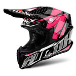 _Airoh Twist Iron Pink Gloss Helm 2018 | TWIR54 | Greenland MX_