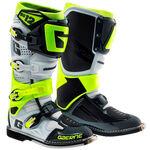 _Gaerne SG12 Limited Edition Stiefel Weiß/Gelb Fluo | 2174-051 | Greenland MX_