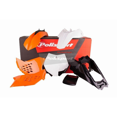 _Plastik Satz Komplett Kit Polispor KTM SX 65 12-15   90450   Greenland MX_