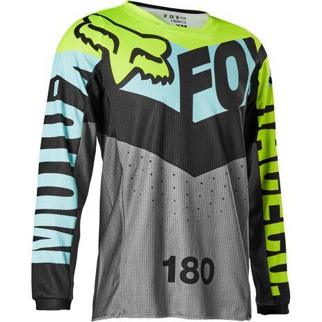 _Fox 180 Trice Kinder Jersey Grau   26734-176   Greenland MX_