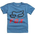 _Fox Heritage Forger Kid T-Shirt Blau | 21227-157-KP | Greenland MX_