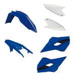 _Race Tech Plastik Kit Husaberg TE/FE 13-14 Blau/Weiß | RTKITHBG-OEM-400 | Greenland MX_
