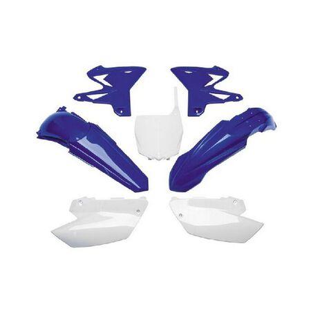 _UFO Plastik Kit Yamaha YZ 125/250 02-14 Restyling   YAKIT312-999-P   Greenland MX_