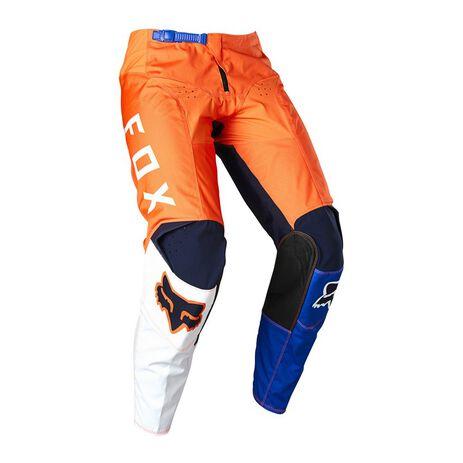 _Fox 180 Lovl Special Edition Hose Orange/Blau | 26527-592 | Greenland MX_