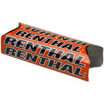 _Renthal Fat Bar Square Lenker Pad Orange | P276 | Greenland MX_