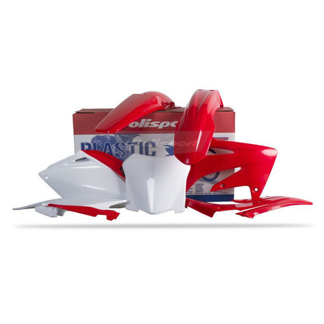 _Polisport Plastik Kit CRF 250 08 | 90142 | Greenland MX_
