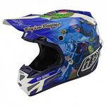 _Troy Lee SE4 Composite Malcolm Smith Helm | 10573000-P | Greenland MX_