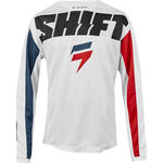 _Shift Weiß Label York Jersey | 21707-008 | Greenland MX_