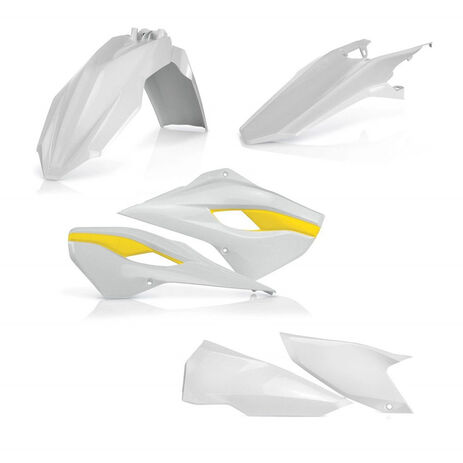 _Acerbis Plastik Kit Husqvarna TC 125 14-15 TC 250 14-16 FC 250/350/450 14-15 Replica 2015   0017704.553.015   Greenland MX_