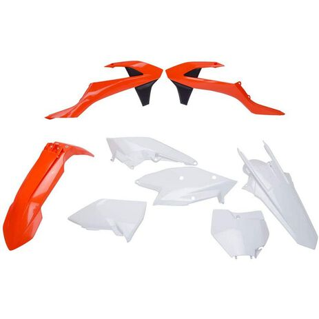 _Plastik Kit Polisport KTM SX 125/144/250 SX-F 16-18 SX 250 17-19 OEM | 90679-P | Greenland MX_