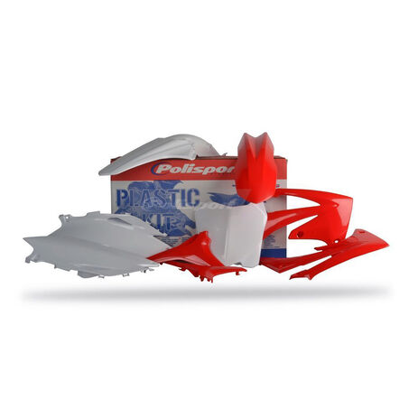 _Polisport Plastik Kit CRF 250 10-13 CRF 450 09-12 | 90154 | Greenland MX_