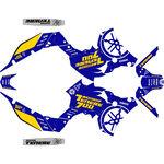 _Komplett Aufkleber Kit Logo Yamaha Ténéré 700 19-.. | SK-YTE70019LOBLYE-P | Greenland MX_