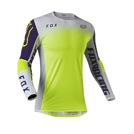 _Fox Flexair Honr LE Jersey Violett/Gelb Fluo   25661-178-P   Greenland MX_