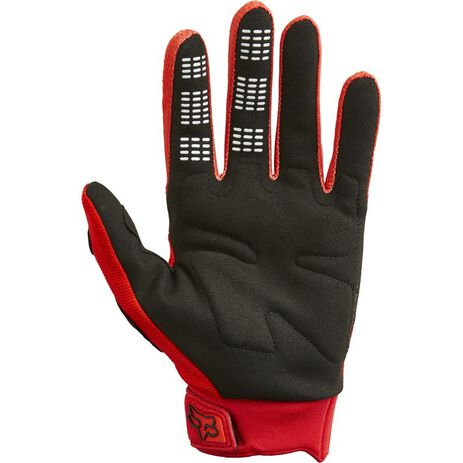 _Handschuhe Fox Dirtpaw Rot Fluo | 25796-110 | Greenland MX_