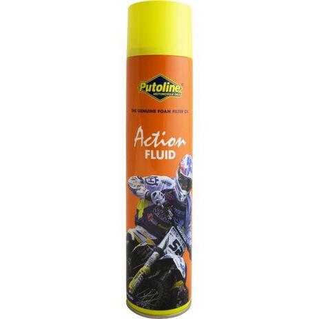 _Putoline Action Luftfilteröl Bio Spray Air 600 Ml | PT70007 | Greenland MX_