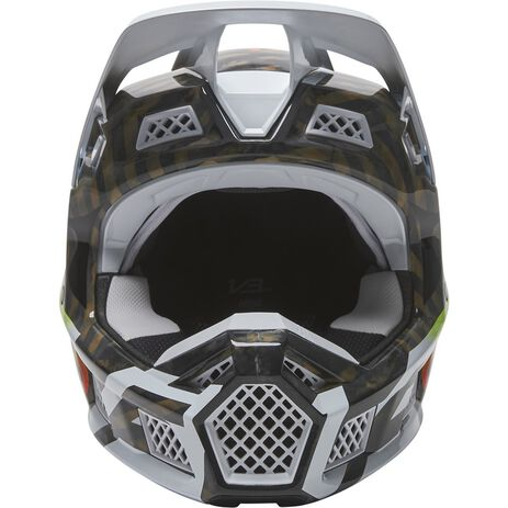 _Helm Fox V3 RS Fahren | 28021-922-P | Greenland MX_