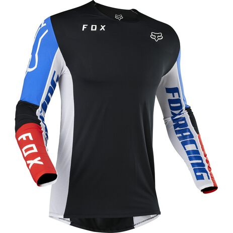 _Fox Flexair Honr Jersey Schwarz | 24539-001 | Greenland MX_