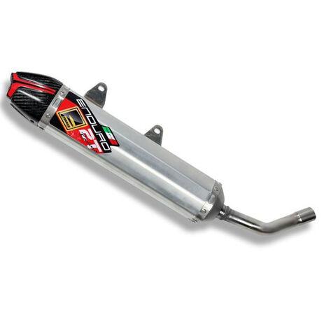 _Schalldämpfer Carbon Fresco KTM EXC/SX 250/300 17-19 Husqvarna TE 250/300 17-19 | FSL-KT2517 | Greenland MX_