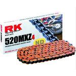 _Super Verstärkt Kette RK 520 MXZ4 120 Glieder Orange | TC-RKMXZ4OR | Greenland MX_