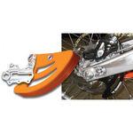 _TMD Bremsscheibenschutz KTM 04-18 Husqvarna 14-18 Ø 20 mm Orange | RDP-KTM-OR | Greenland MX_