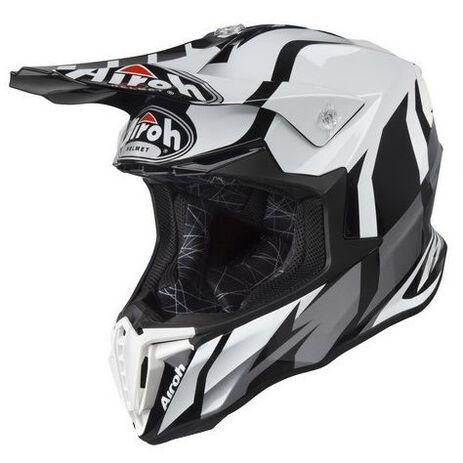 _Airoh Twist Great Helm Grau | TWGR16 | Greenland MX_